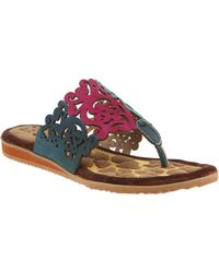 Spring Step - Heaven Thong Sandal - Lyst