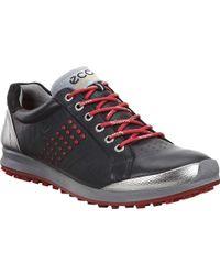 Ecco - Biom Hybrid Tie Hydromax Golf Shoe - Lyst