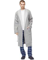 a666b7bf4b Lyst - Ugg Robinson Robe in Gray for Men