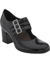 Earthies - Fortuna Heeled Mary Jane - Lyst