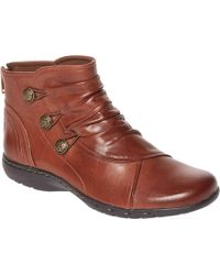 Rockport - Cobb Hill Penfield Slouch Boot - Lyst