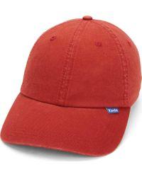 Keds - Core Classic Twill Cap - Lyst