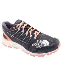 949ae7cb7482 Lyst - The North Face Ultra Tr Ii Women Round Toe Canvas Running Shoe