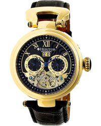 Heritor - Automatic Hr3304 Ganzi Watch - Lyst