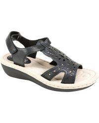 White Mountain Footwear - Cruz Slingback Sandal - Lyst