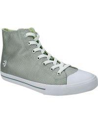 Burnetie - High Top Sneaker 016253 - Lyst