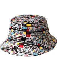 d711259c73c Lyst - Private White V.C. Reversible Bucket Hat in Blue for Men