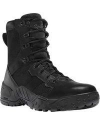 "Danner - Scorch Side-zip 8"" Work Boot - Lyst"