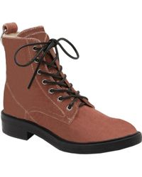 Dolce Vita - Bardot Lace-up Ankle Boot - Lyst