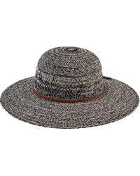 San Diego Hat Company - Marled Knit Floppy Hat Cth8080 - Lyst