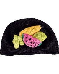 San Diego Hat Company - Crochet Fruit Basket Turban Beanie Dl2542 - Lyst