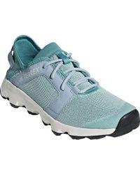 0ea83b575c6 Lyst - Adidas Terrex Cc Voyager Sleek Shoe in Black - Save ...