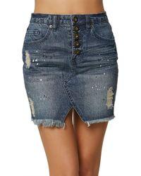 O'neill Sportswear - Morado Skirt - Lyst