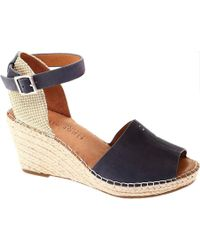 c57a4985672 Lyst - Gentle Souls By Kenneth Cole Lucille Espadrille Wedge Sandal ...