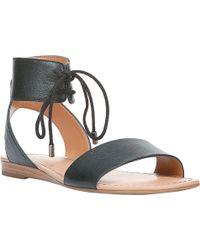 Franco Sarto - Glenys Ankle Strap Sandal - Lyst