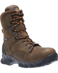 """Wolverine - Glacier Ice Epx Waterproof 8"""" Comp Toe Boot - Lyst"""