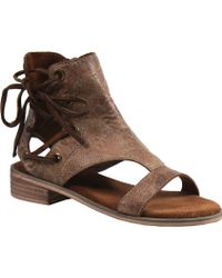 Diba True - Day Camp T Strap Sandal - Lyst