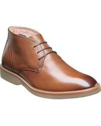 Florsheim - Union Plain Toe Chukka Boot - Lyst