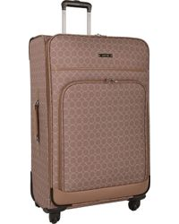 """Nine West - Allea 24"""" Expandable Spinner Luggage - Lyst"""