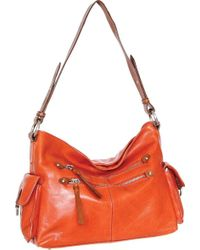 0db0c8d16118 Nino Bossi - Pandora Leather Shoulder Bag - Lyst