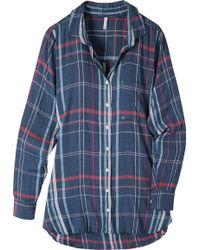 Mountain Khakis - Jenny Tunic Shirt - Lyst