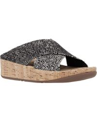 Fitflop - Kys Wedge Slide Sandal - Lyst