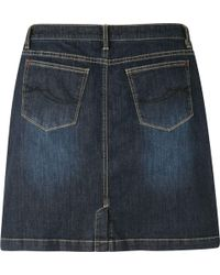 Mountain Khakis - Genevieve Classic Fit Skirt - Lyst