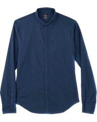 Nau - Long Sleeve Entwine Shirt - Lyst