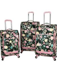 Kensie - 3-piece Expandable Luggage Set - Lyst