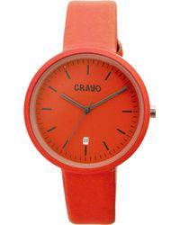 Crayo - Easy Quartz Watch - Lyst