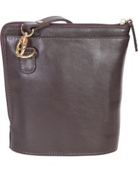 Scully - Expandable Side Handbag 521 - Lyst