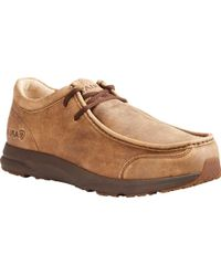 Ariat - Spitfire Low Moccasin - Lyst