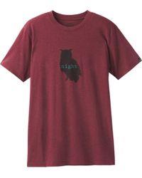 Prana - Journeyman Slim Fit Shirt - Lyst