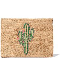 Hat Attack - Whimsical Clutch Cactus - Lyst