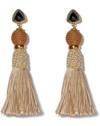 Lizzie Fortunato   Modern Craft Earrings Sand   Lyst