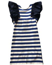 Sea | St. Tropez Ruffle Dress | Lyst