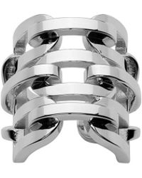 Jennifer Fisher - Triple Chain Link Ring - Lyst
