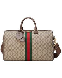 2645d36f135b14 GG Marmont Matelassé Leather Belt Bag. $1,500. Farfetch · Gucci - Ophidia GG  Medium Carry-on Duffle - Lyst