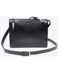 Lotuff Leather - Mini Tripp Pouch Bag - Lyst