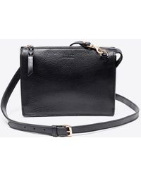Lotuff Leather - The Tripp Pouch Bag - Lyst