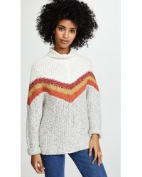 Free People - Turn Around Pullover - Lyst