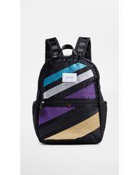 State - Kane Glitter Stripes Backpack - Lyst