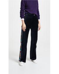 Mira Mikati - Side Stripe Trousers - Lyst