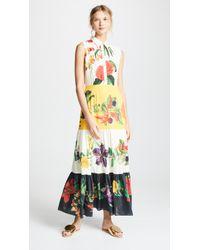Carolina K - Natalie Sleeveless Dress - Lyst