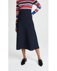 Sonia Rykiel - Midi Skirt - Lyst