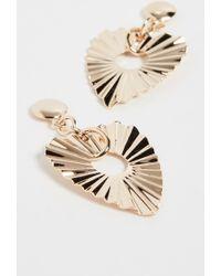 Shashi - Heartbeaker Earrings - Lyst