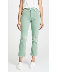 Mother - The Tomcat Chew Jeans - Lyst