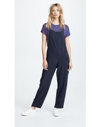 Sol Angeles - Overall Romper - Lyst