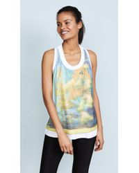 adidas By Stella McCartney - Essential Nature Tank - Lyst