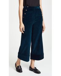 Ottod'Ame - Mickey Trousers - Lyst